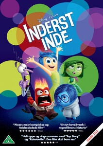 Disney Pixar Inderst Inde DVD