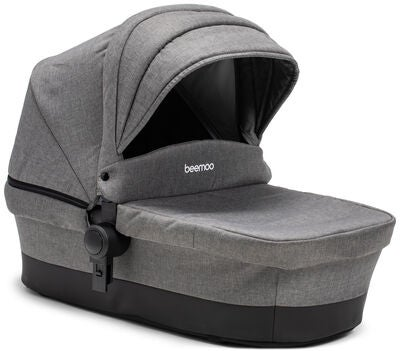 Beemoo Easy Fly Verse & Travelsystem Maxi Cosi, Grey Melange