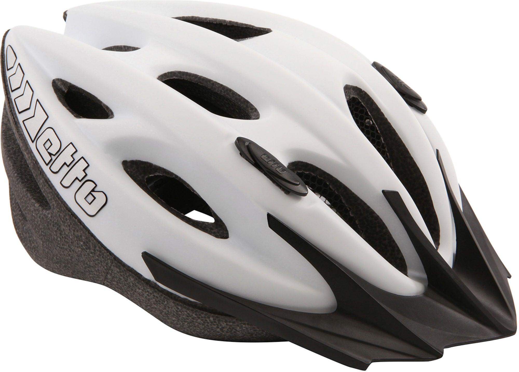 Etto Zero + Cykelhjelm, White Matt | Helmets