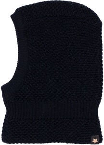 Huttelihut Double Layer Balaclava, Navy
