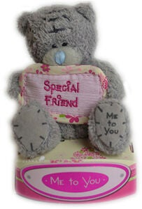Me To You Bamse Special Friend 7,5 cm