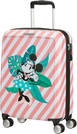 American Tourister Funlight Rullekuffert Minnie Mouse 36L, Miami Holiday