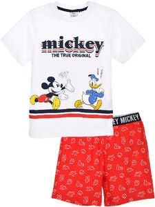 Disney Mickey Mouse Pyjamas, White