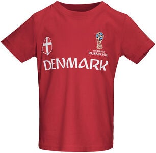 FIFA World Cup 2018 T-shirt Denmark