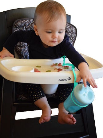 Brilli Baby Cup Catcher, Aqua