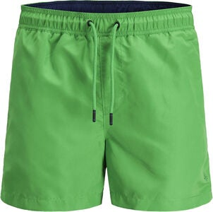 Jack & Jones Sunset Badeshorts, Fern Green