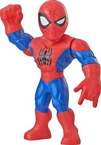 Marvel Super Hero Adventures Mega Mighties Figur Spider-Man