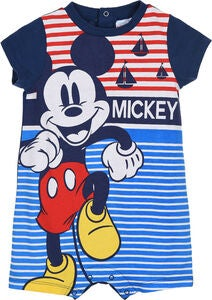 Disney Mickey Mouse Body, Navy