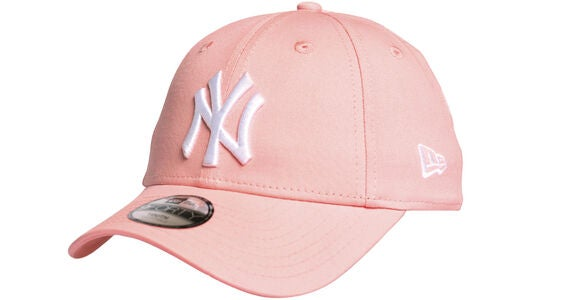 New Era 9Forty Kids League Essential Kasket, Pink