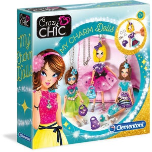 Clementoni Crazy Chic My Charm Dolls