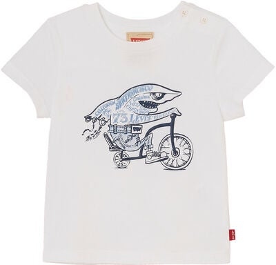 Levi's Kids T-Shirt, White