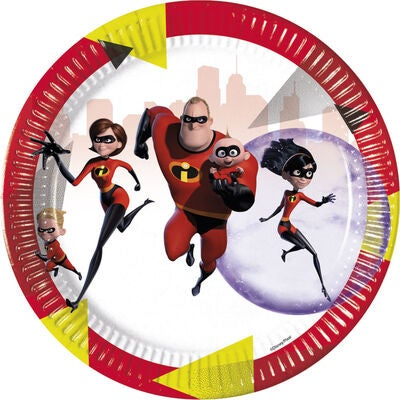 Disney Incredibles 2 Partypakke