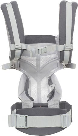Ergobaby Omni 360 Cool Air Bæresele, Carbon Grey