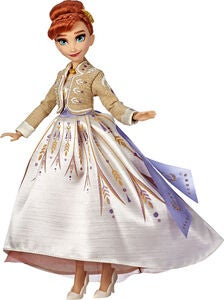 Disney Frozen 2 Dukke Anna Deluxe Fashion