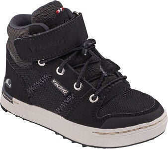 Viking Tonsen Mid GTX Sneakers, Black/Charcoal