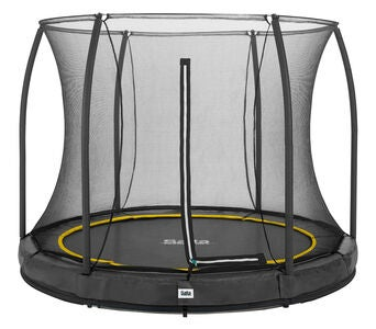 Salta Trampolin Comfort Edition Ground 305 Cm, Sort