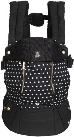 Lillebaby Complete All Seasons Bæresele Spot On, Black