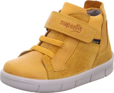 Superfit Ulli GTX Sneakers, Yellow