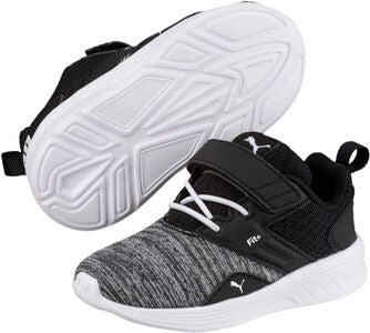 Puma Comet V INF Sneakers, White/Black