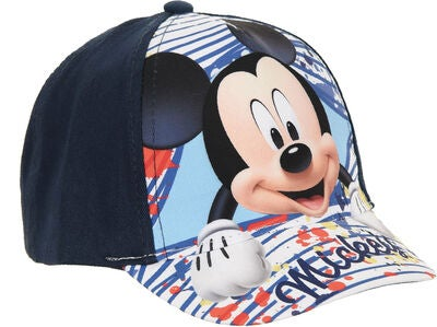 Disney Mickey Mouse Kasket, Navy