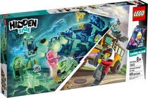 LEGO Hidden Side 70423 Paranormal fangstbus 3000