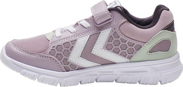 Hummel Crosslite Jr Sneakers, Mauve Shadow