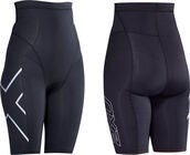 2XU Post-Natal Compression Shorts, Black/Silver