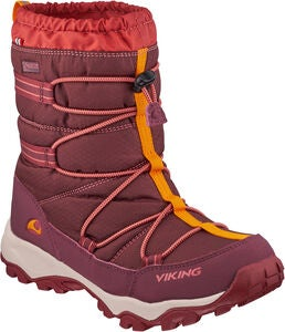 Viking Tofte GTX Støvler, Wine/Dark Red