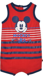 Disney Mickey Mouse Body, Red