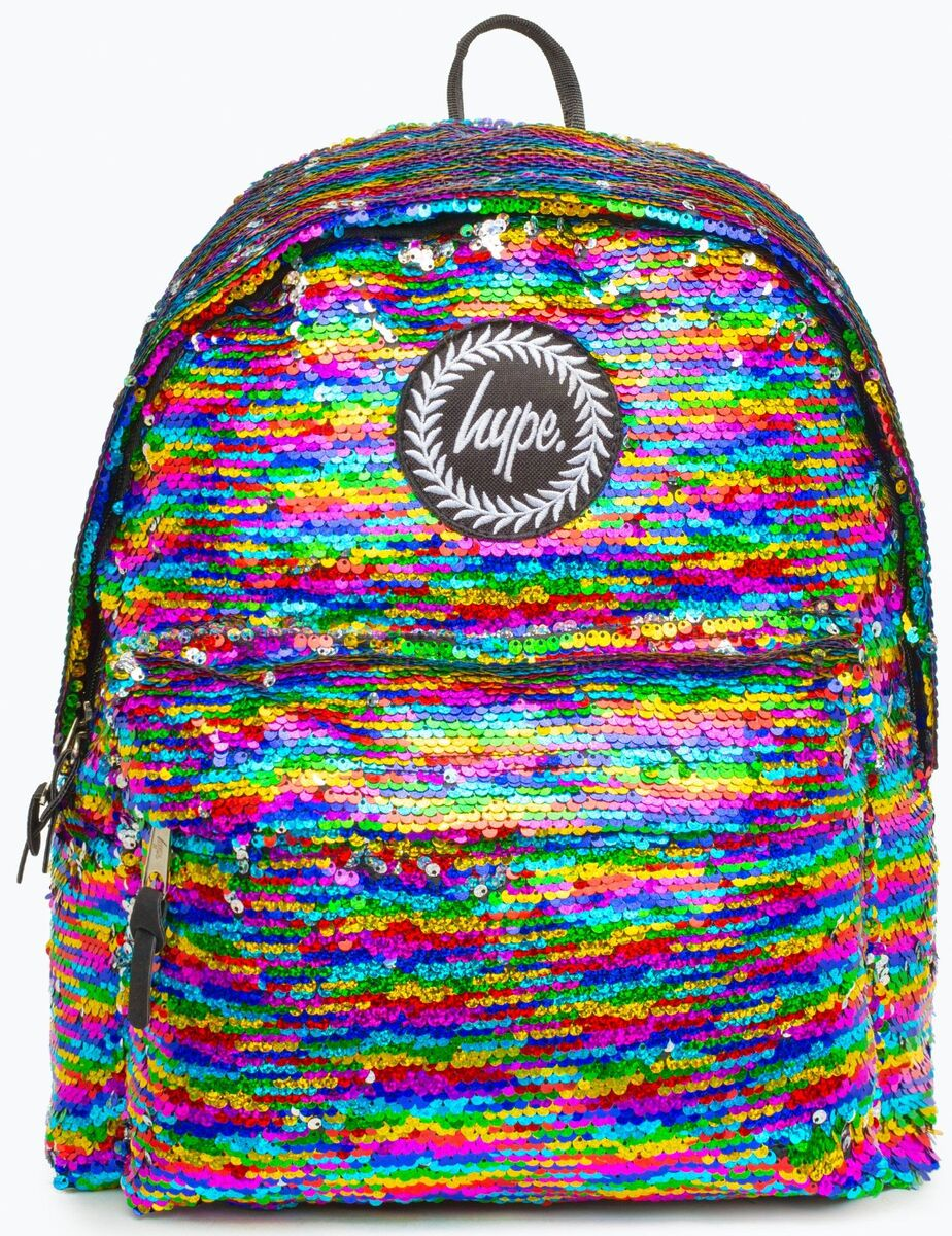 HYPE Rygsæk, Rainbow Sequin
