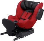 Axkid Modukid Seat Autostol Inkl. Base, Red