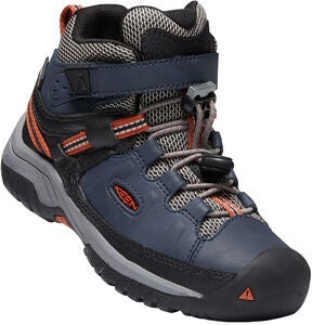KEEN Targhee Mid WP Støvler, Blue Night/Tea