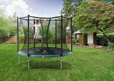 BERG Talent 240 Trampolin incl. Comfort Net