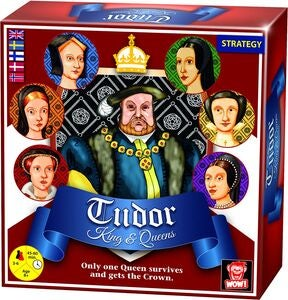 WOW Familiespil Tudor, King and Queens