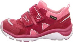 Superfit Sport5 Sneakers GORE-TEX, Red/Pink