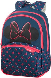 Samsonite Disney Minnie Mouse Rygsæk, Blå