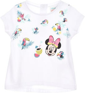 Disney Minnie Mouse T-Shirt, White