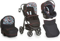 Hauck Fisher Price Montreal Plus Triosæt, Gumball Black
