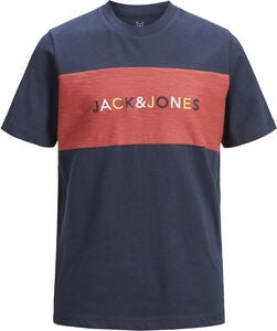 Jack & Jones Albas T-Shirt, Total Eclipse