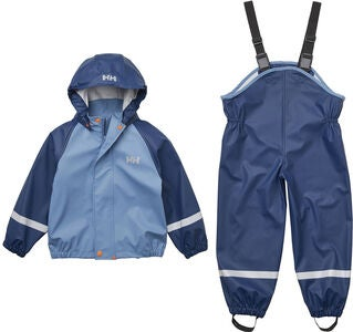 Helly Hansen Bergen Regnsæt, North Sea Blue