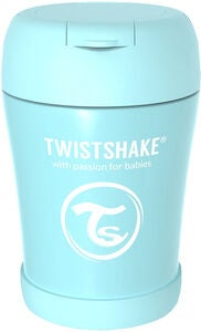 Twistshake Madbeholder 350ml, Blå