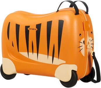 Samsonite Dreamrider Kuffert Tiger Toby, Orange