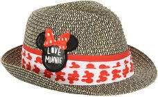 Disney Minnie Mouse Hat, Rød