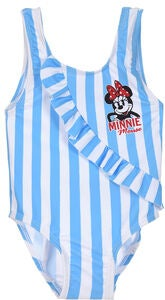 Disney Minnie Mouse Badedragt, Blue