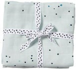 Done By Deer Stofble Dreamy Dots 2-pak, Blue