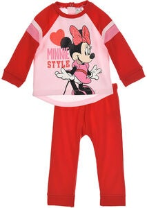 Disney Minnie Mouse Joggingtøj, Pink