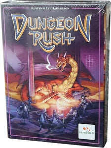 Dungeon Rush Familiespil