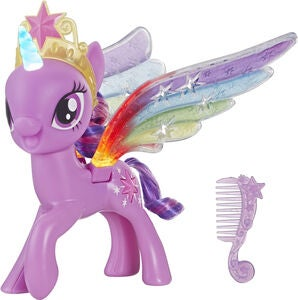 My Little Pony Twilight Sparkle Rainbow Wings