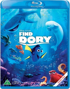 Disney Pixar Find Dory Blu-Ray