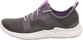Superfit Thunder Sneakers, Grey/Purple